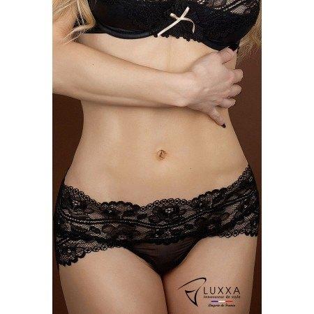 Bare buttocks Réglisse by Luxxa Lingerie