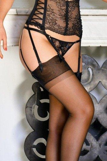 String sensuel Capeline par Luxxa Lingerie