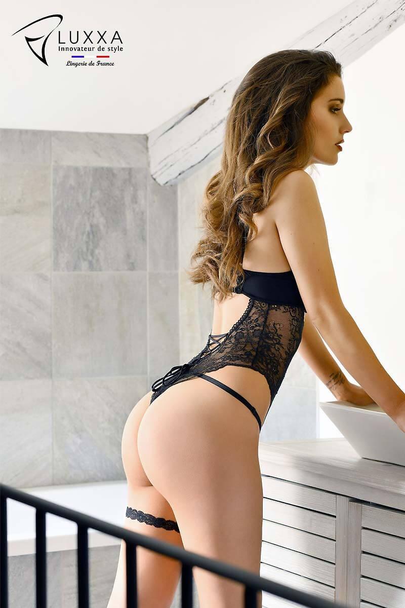 Sexy bodysuit Capeline by Luxxa Lingerie