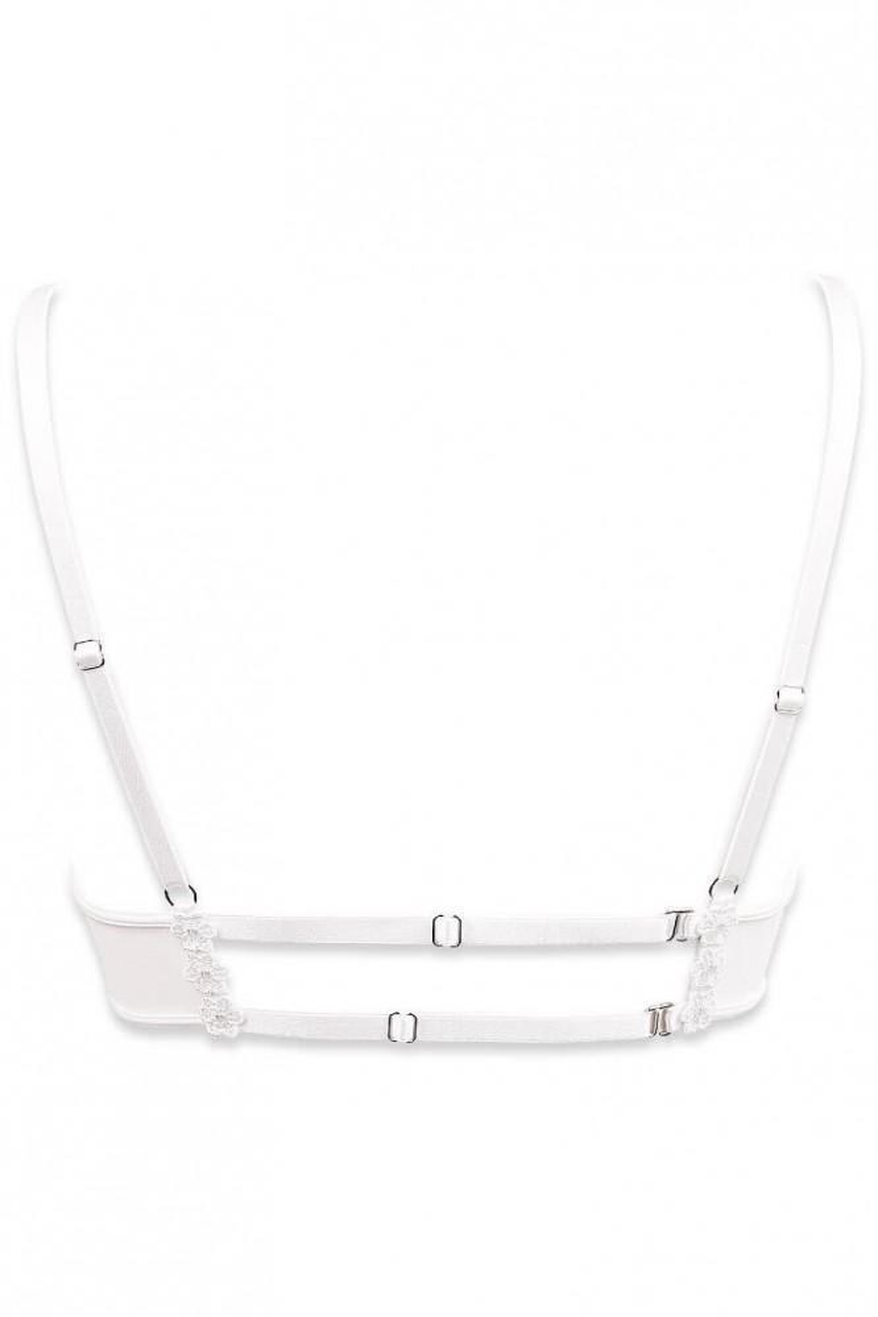 Girly free-breast bra by Luxxa Lingerie