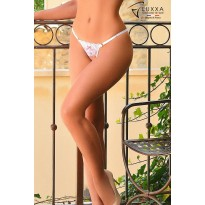 Girly naked thong by Luxxa Lingerie