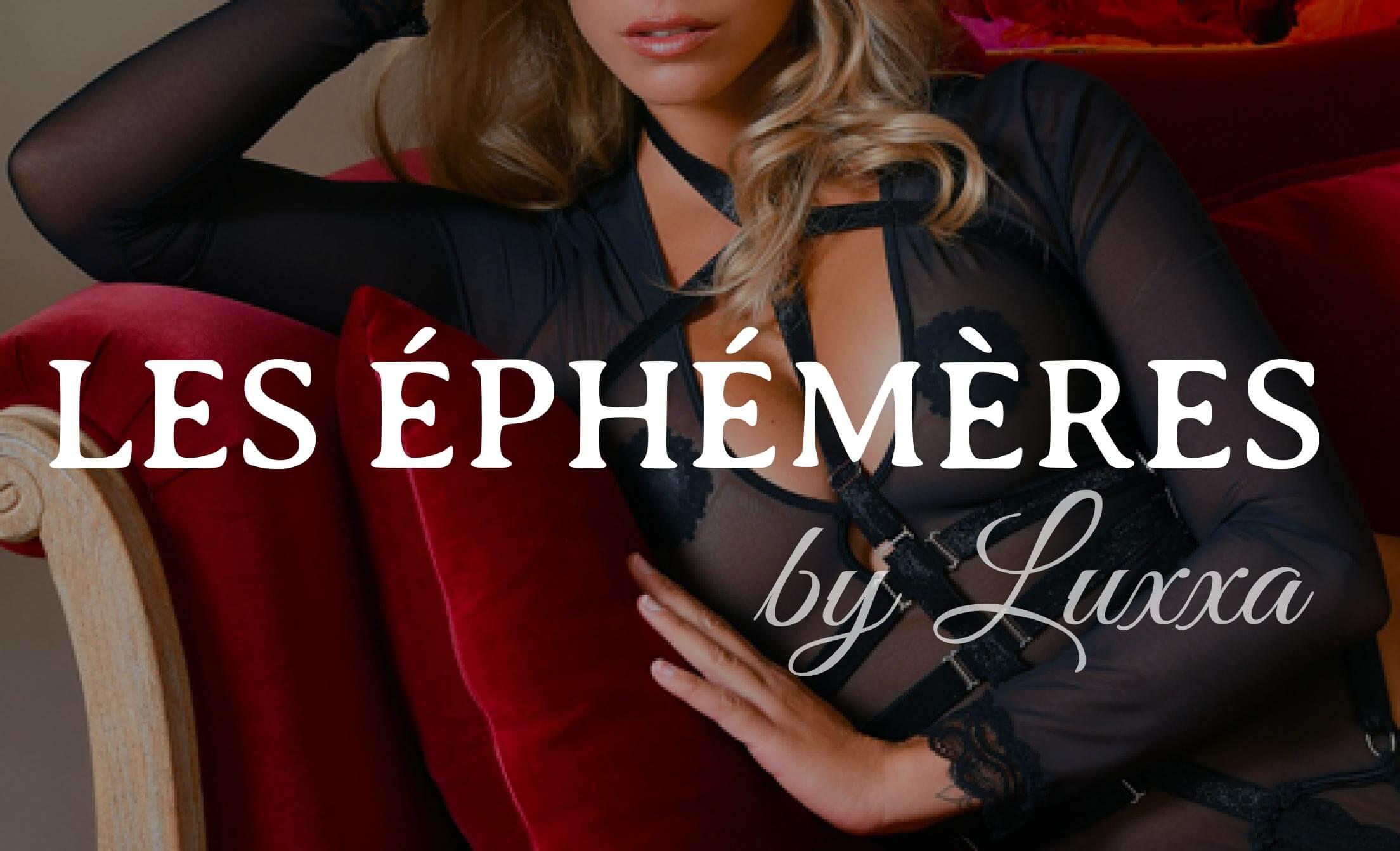 lingerie femme edition limitee