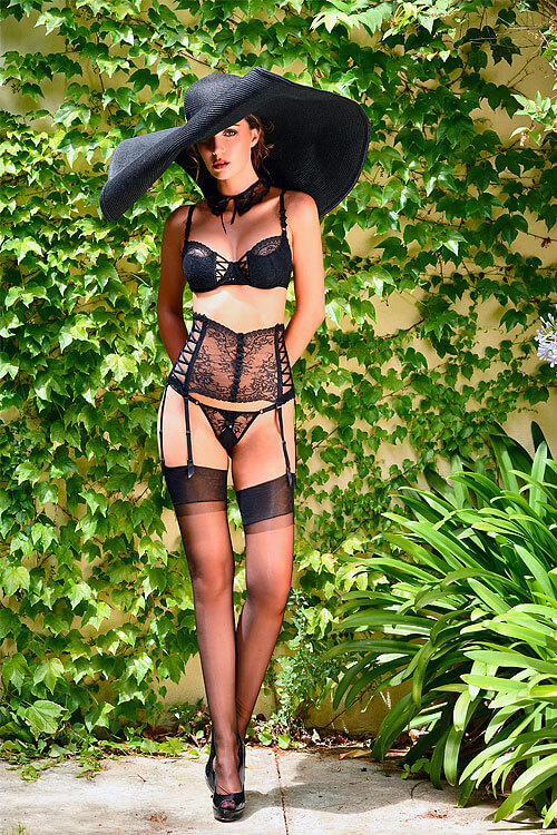 lingerie sexy femme