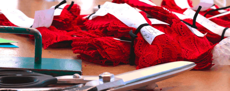 lingerie made in France