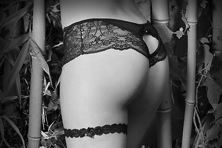 Culotte et bas